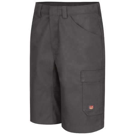 GM Official Apparel - Mens Scratchless Auto Short Charcoal - PT4ACH