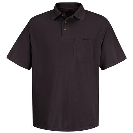 Performance Knit® Polyester Solid Shirt SK02BK