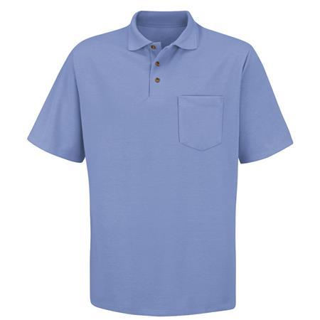 Performance Knit® 50/50 Blend Solid Shirt SK28LB