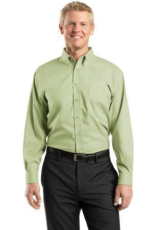 Red House - Nailhead Non-Iron Button-Down Shirt. RH37
