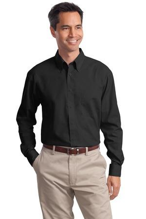 Port Authority - Long Sleeve Value Poplin Shirt. S632