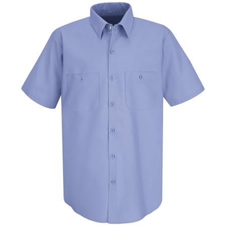 Red Kap Mens Industrial Work Shirt - SP24