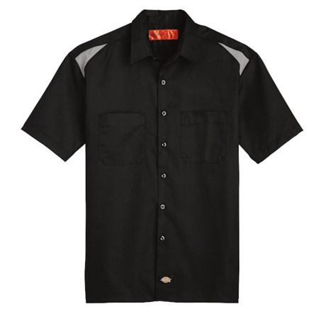 M DOW SHOP TEAM SS SHIRT BK SMOKE 05BKSM