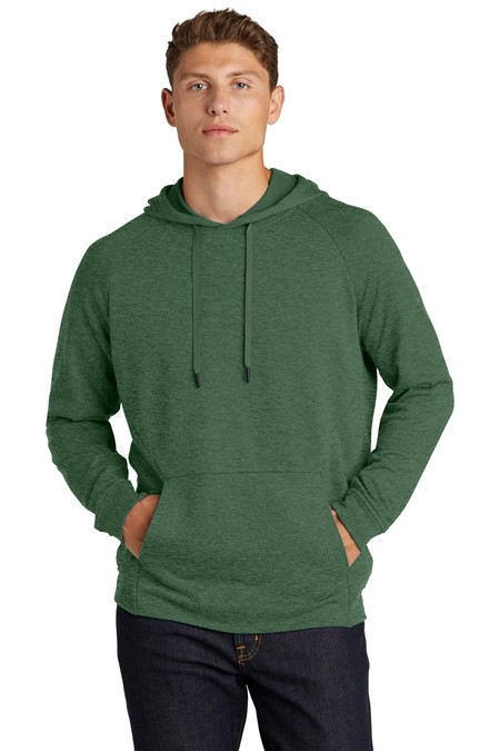 Sport-Tek  Lightweight French Terry Pullover Hoodie. ST272