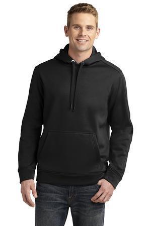 Sport-Tek Repel Hooded Pullover. ST290