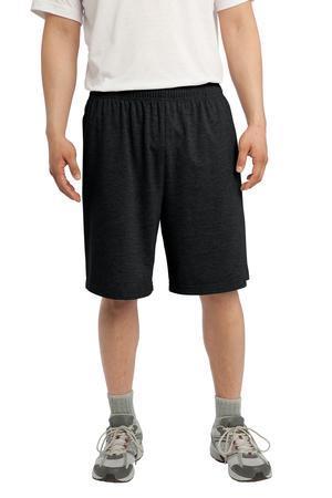 Sport-Tek Jersey Knit Short with Pockets. ST310