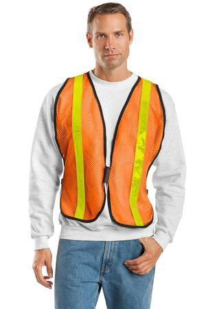 Port Authority - Mesh Enhanced Visibility Vest. SV02
