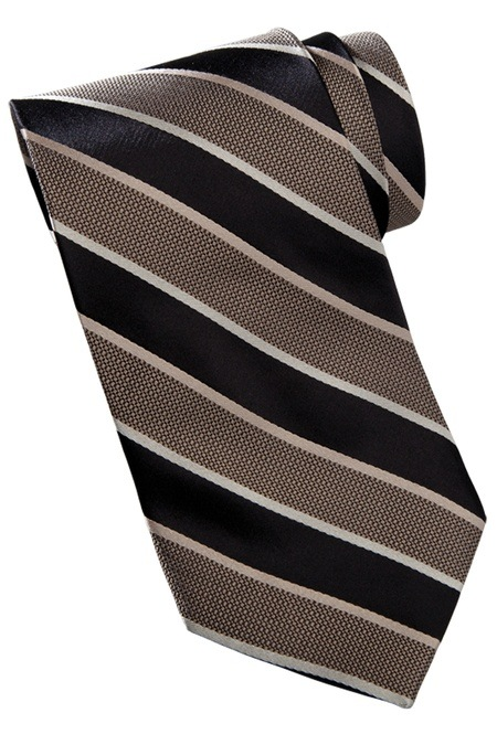 Men's Wide Stripe Tie SW00