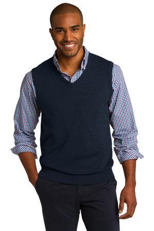 Port Authority Sweater Vest. SW286