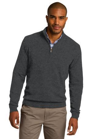Port Authority 1-2-Zip Sweater. SW290