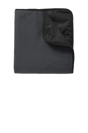 Port Authority Fleece and Poly Travel Blanket.TB850