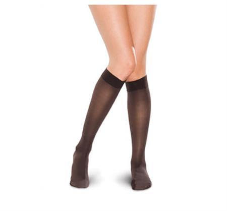 15-20 mmHg Knee High Sheer TF681