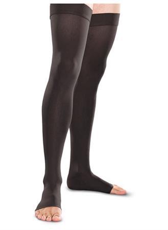 20-30 mmHg Thigh High Open Toe TF741
