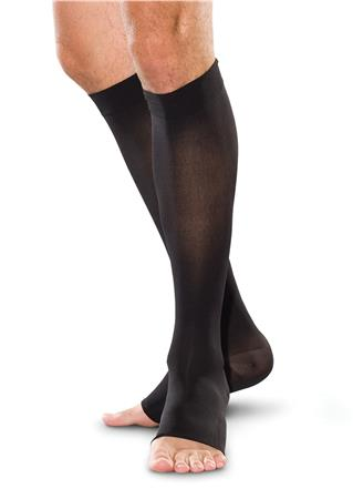 20-30 mmHg Knee-High Open Toe TF773