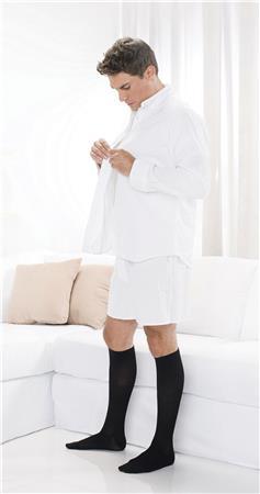 10-15 mmHg Mens Support Trouser Sock TF904