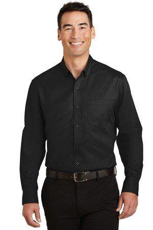 Port Authority  Tall SuperPro  Twill Shirt. TS663