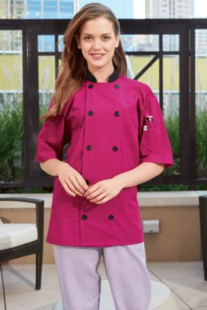 Havana Chef Coat - SS Mesh