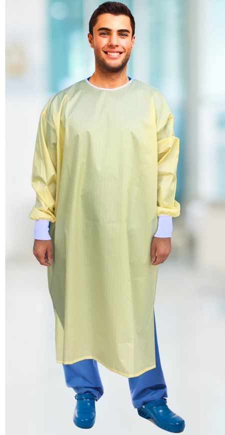 Reusable Isolation Gowns - AAMI Level 2  - (Case of 60)