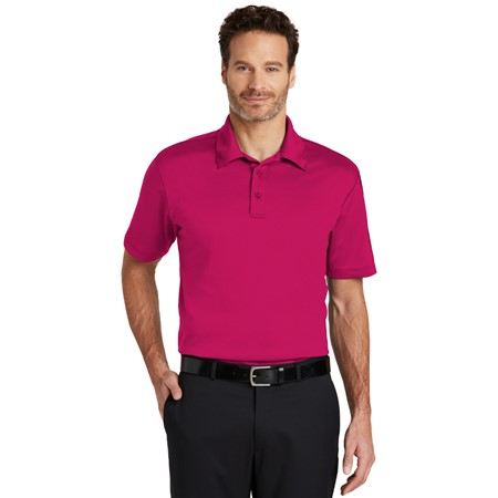 PINK Promo - Port Authority - Silk Touch Performance Polo. K540