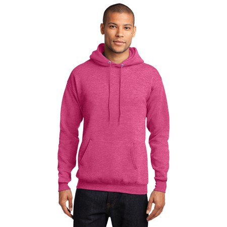 PINK Promo - Port and Company - Classic Pullover Hooded Sweatshirt. PC78H