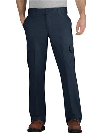Dickies Regular Fit, Straight Leg Twill Cargo Pant WP595DN