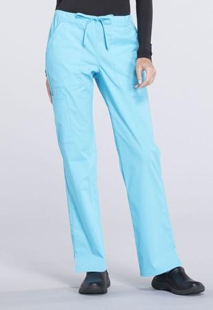 Mid Rise Straight Leg Drawstring Tall Pant WW160T