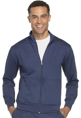 Unisex Zip Front Warm -up Jacket