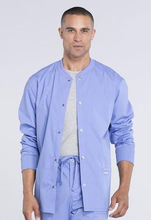 Cherokee Workwear Men's Warm-up Jacket WW360