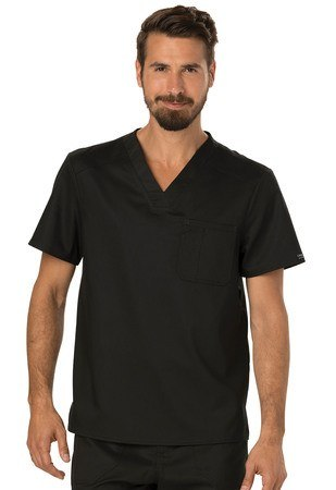 Cherokee Revolution Men's V-Neck Top