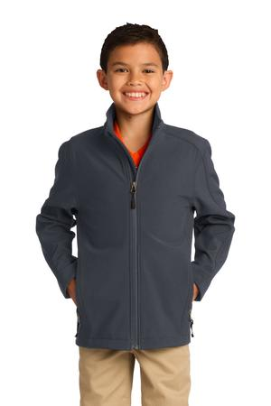 Port Authority Youth Core Soft Shell Jacket. Y317