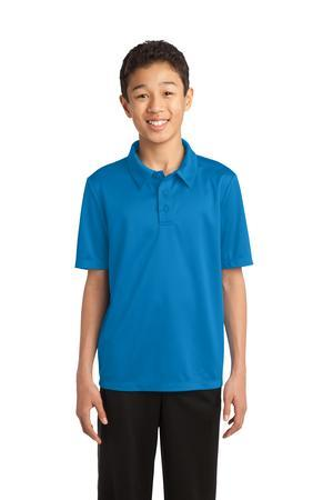 Port Authority - Youth Silk Touch Performance Polo. Y540