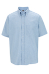 Men's Short Sleeve Oxford Shirt 1027