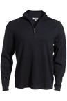 Quarter Zip Fine Gauge Sweater 4072