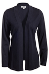 Ladies' Open Cardigan Sweater 7056