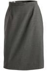 Women's Wool Blend Dress Skirt 9789