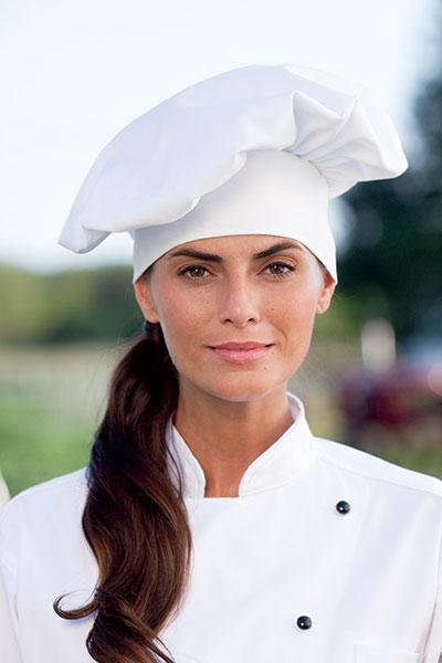 Chef Hat Poplin 0100