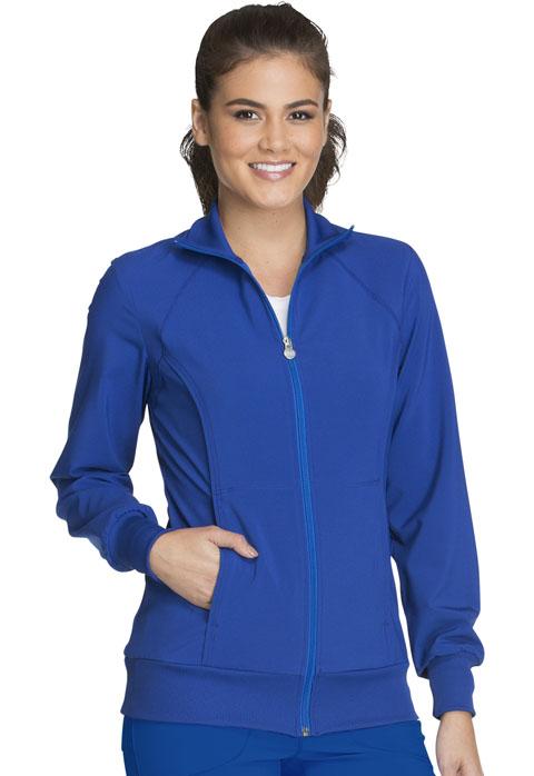 Cherokee Infinity Women's Zip Front Warm-Up Jacket 2391A