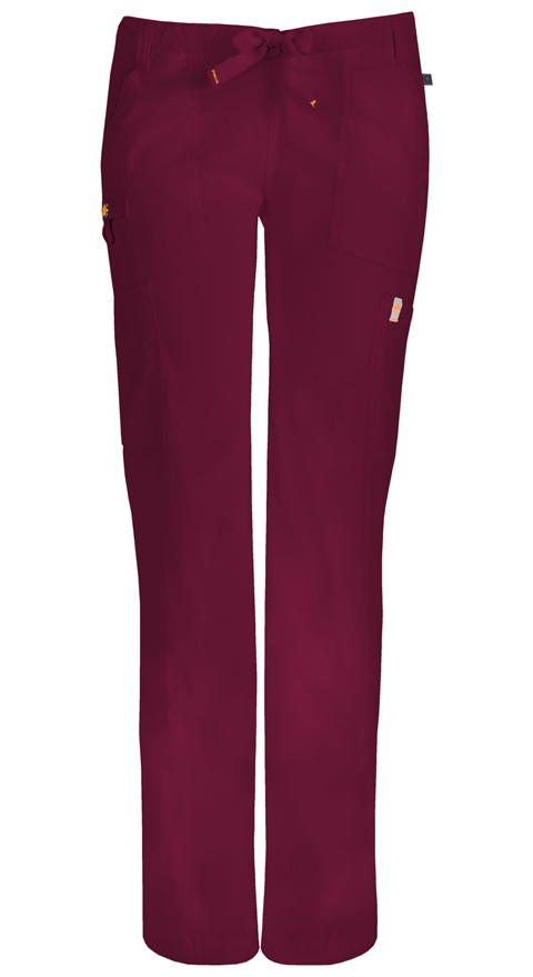 Low Rise Straight Leg Drawstring Pant 46000AT