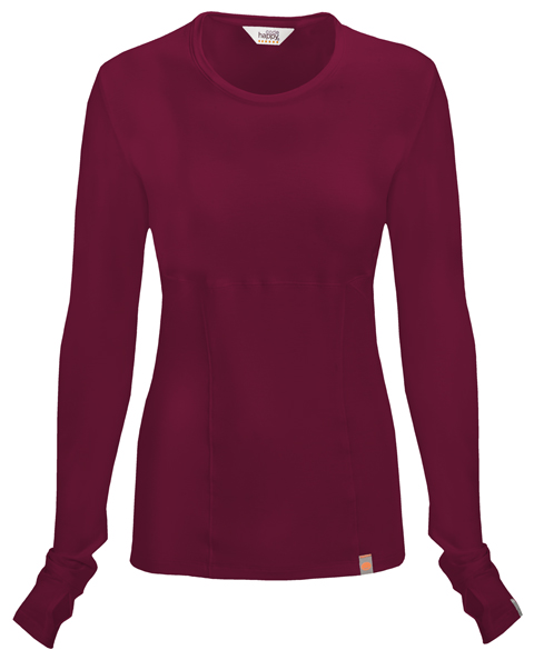 Long Sleeve Underscrub Knit Tee 46608A