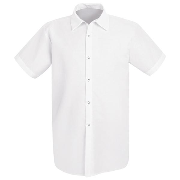 Spun Poly Long Cook Shirt - 5050