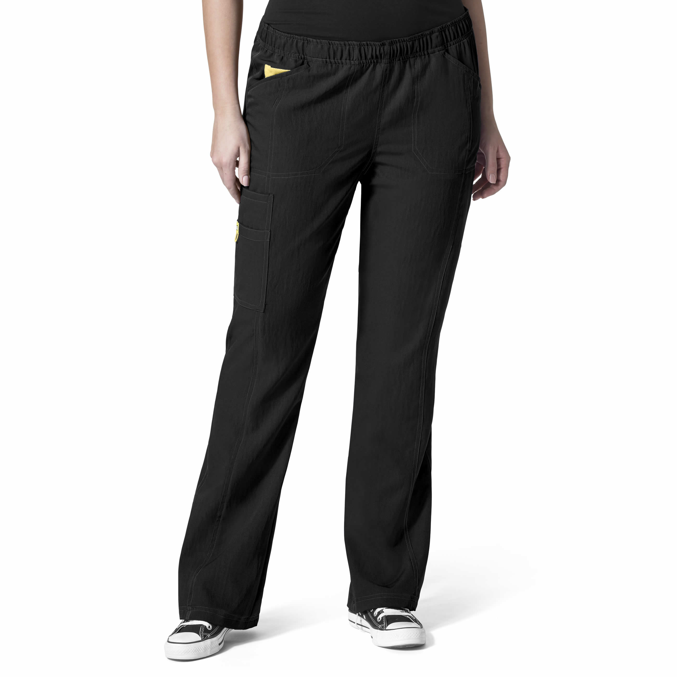 WonderWink Plus - Boot Cut Cargo Pant Plus - 5105P