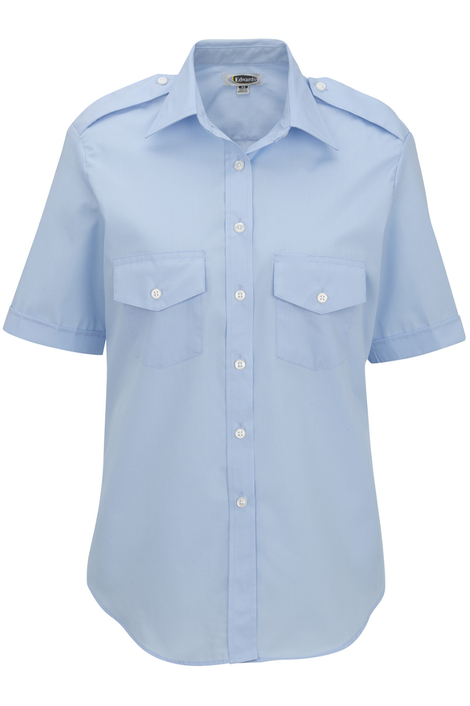 Ladies' Short Sleeve Navigator Shirt 5212