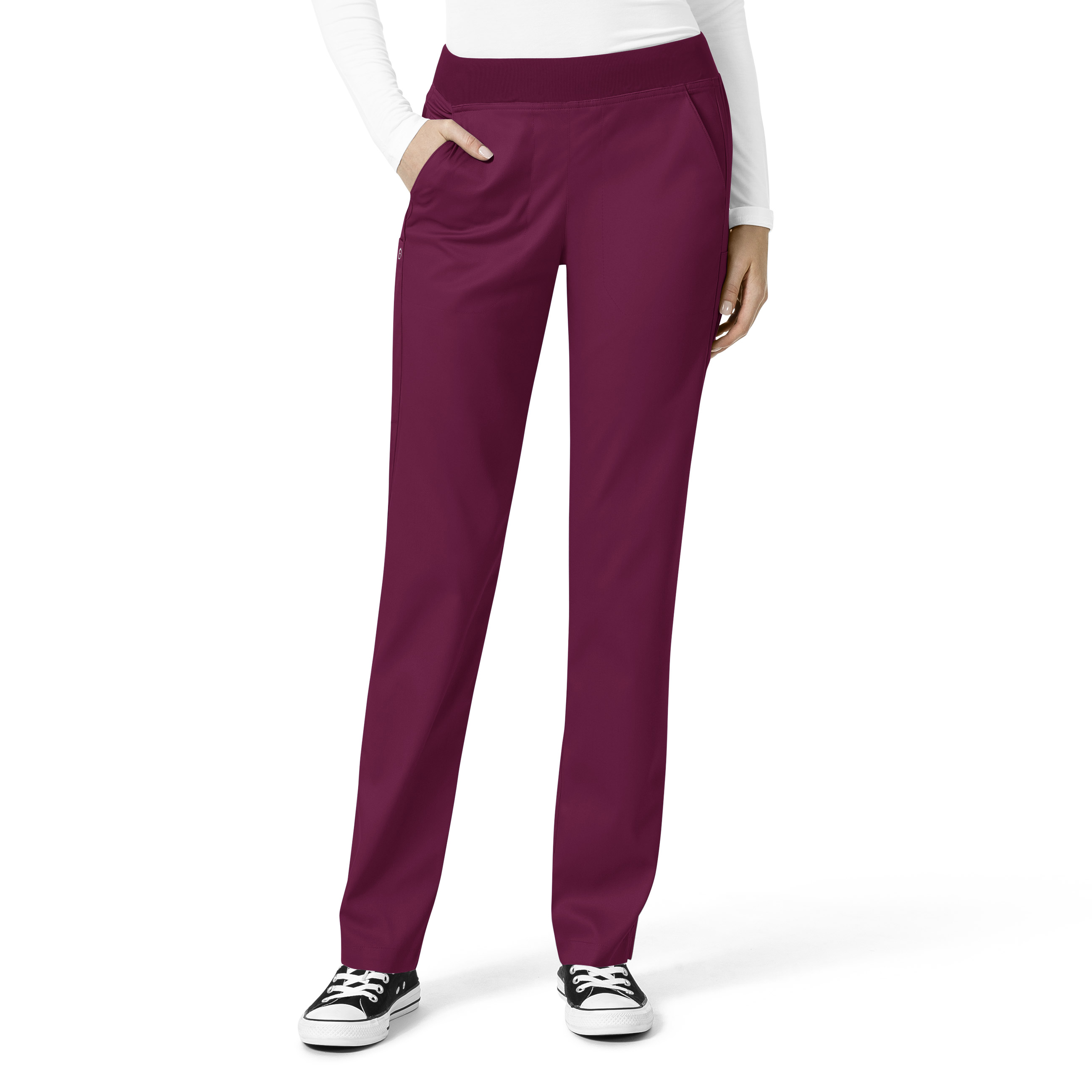 WonderWink PRO Women's Knit Waist Cargo Pant - 5419
