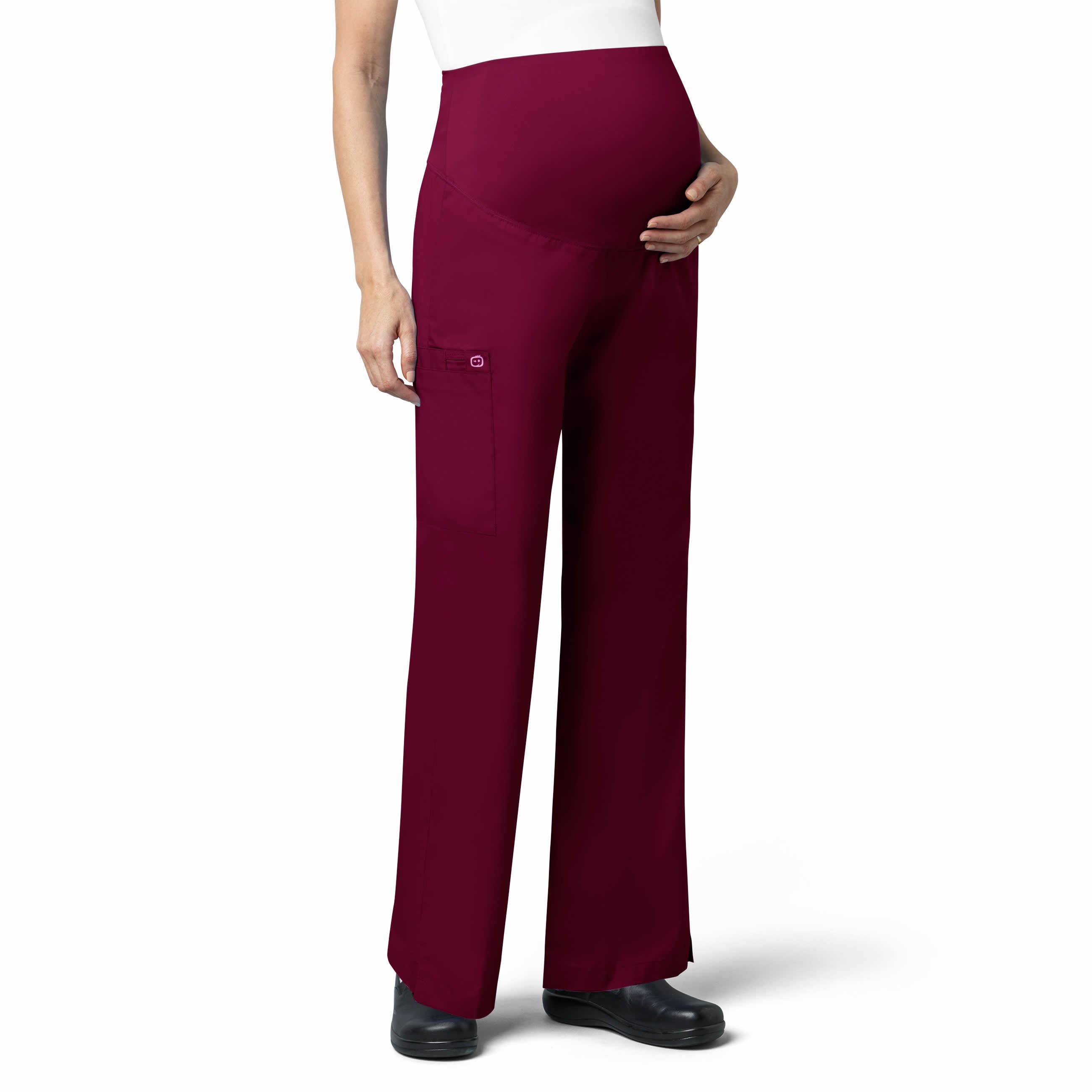 WonderWork Women's Maternity Cargo Pant - 545