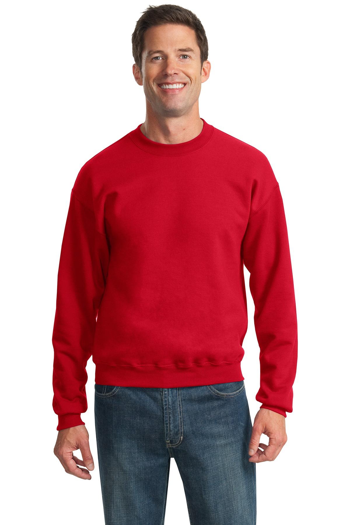JERZEES - NuBlend Crewneck Sweatshirt. 562M