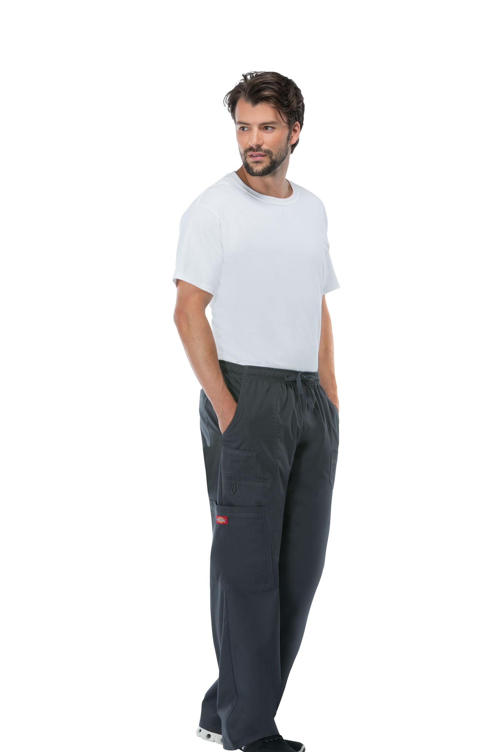 Men's Drawstring Cargo Pant 81003