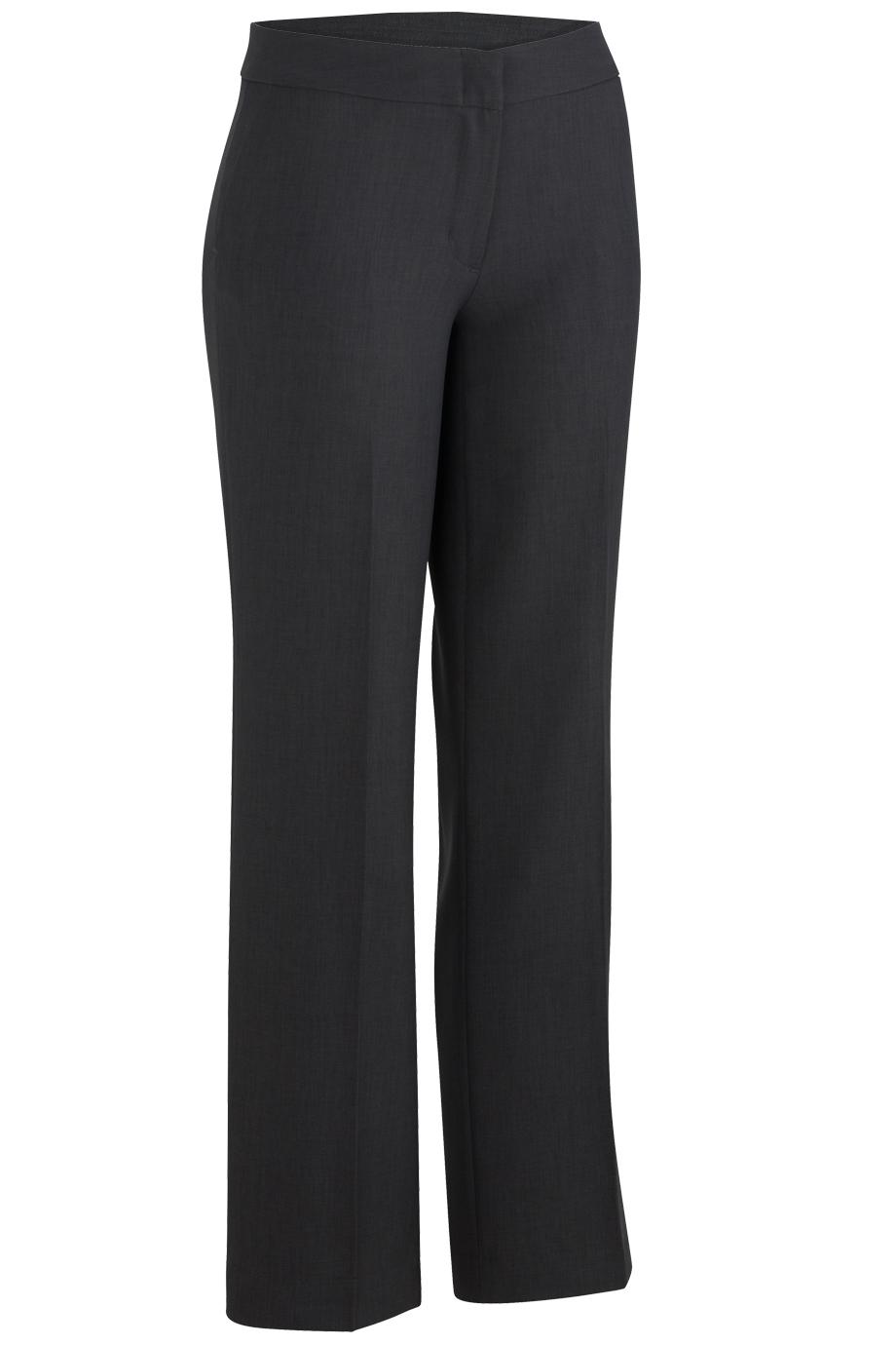 Ladies' Synergy Washable Flat Front Pant 8525