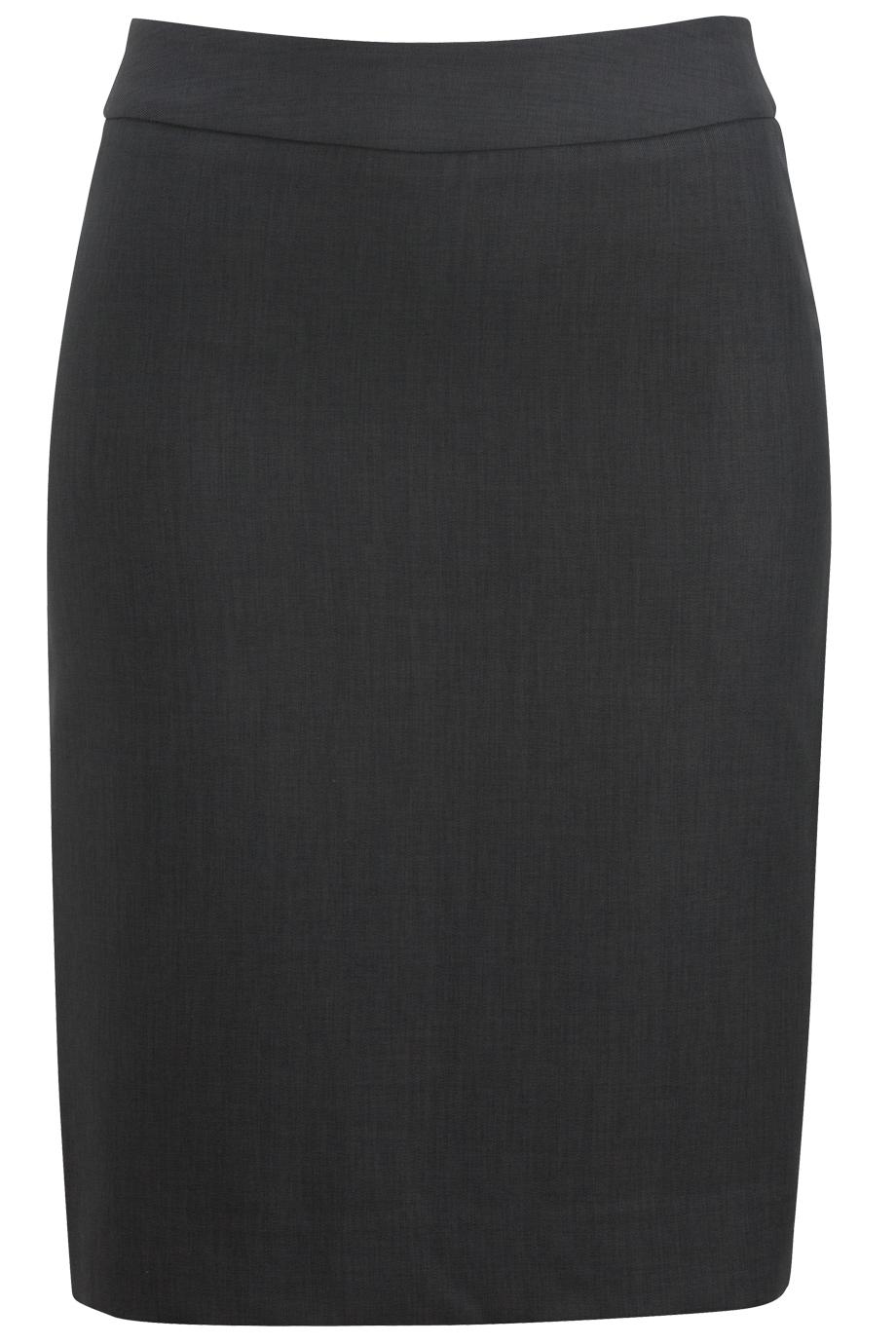 Ladies' Synergy Washable Straight Skirt 9725