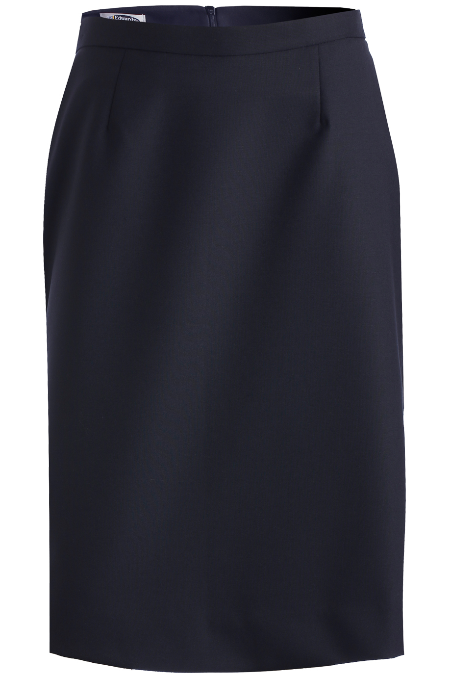 Women's Wool Blend Dress Skirt 9789