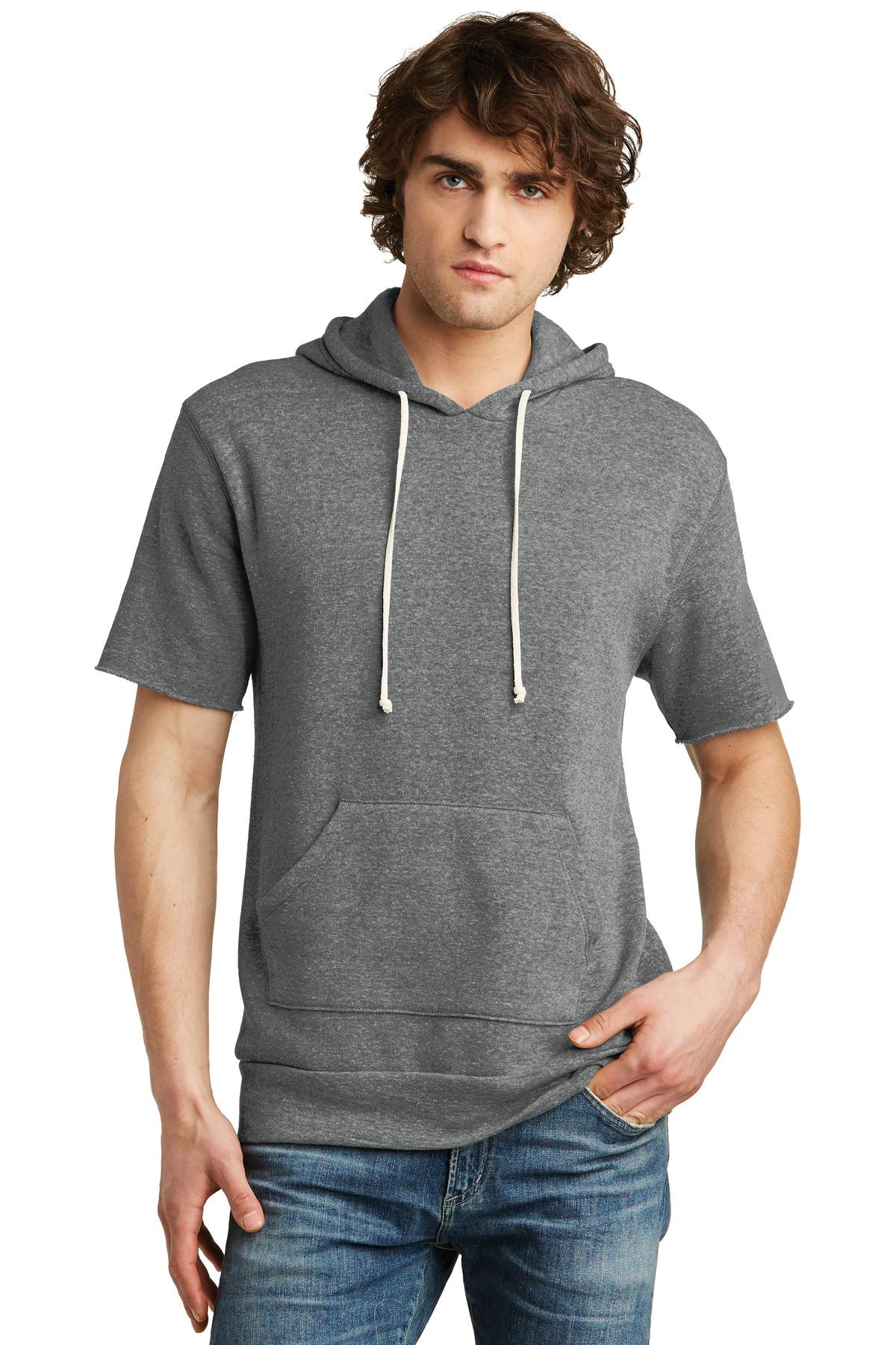 Alternative Eco-Fleece  Baller Pullover Hoodie. AA3501